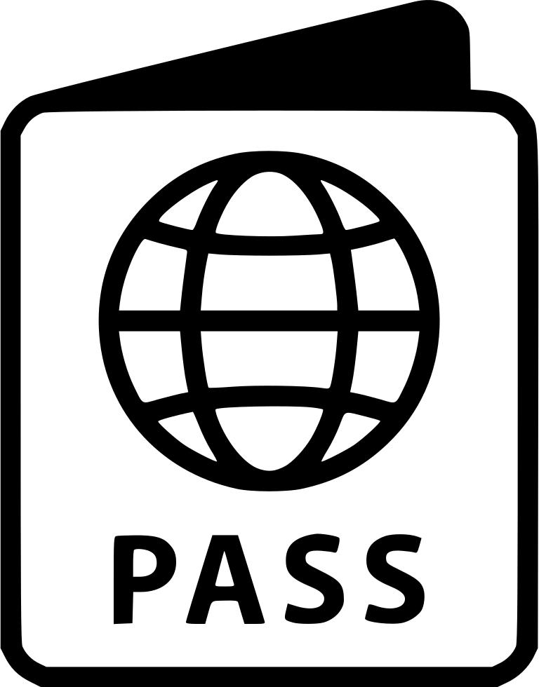 Passport Svg Png Icon Free Download (#481326.
