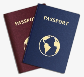 Free Passport Clip Art with No Background.