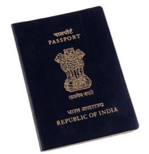 Indian Passport Png 1 » PNG Image #111349.