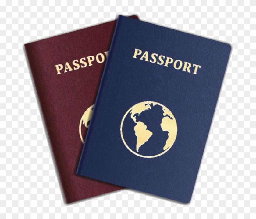 Australia Passport Png Image.