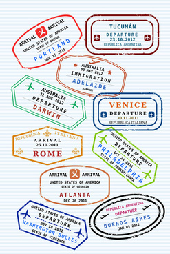 Passport stamp clip art free vector download (221,271 Free.