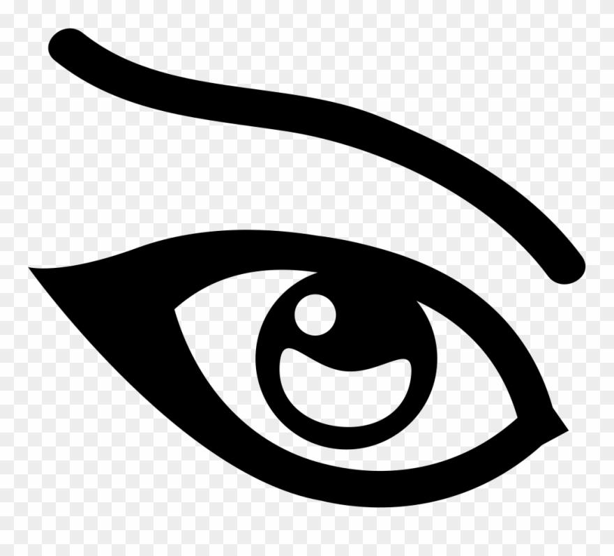 Eye, Optic, Orb, Pass, Password, Show, View Icon.