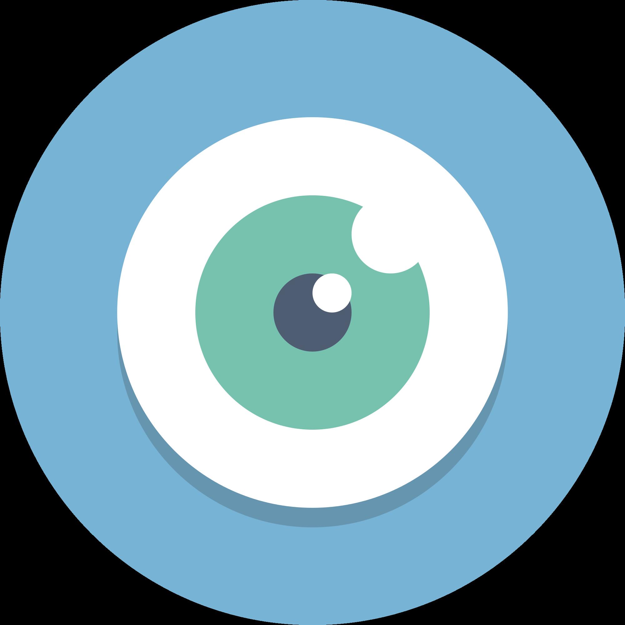 File Circle Icons Eye Svg Wikimedia Commons.