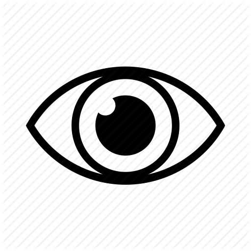 Password eye icon clipart clipart images gallery for free.