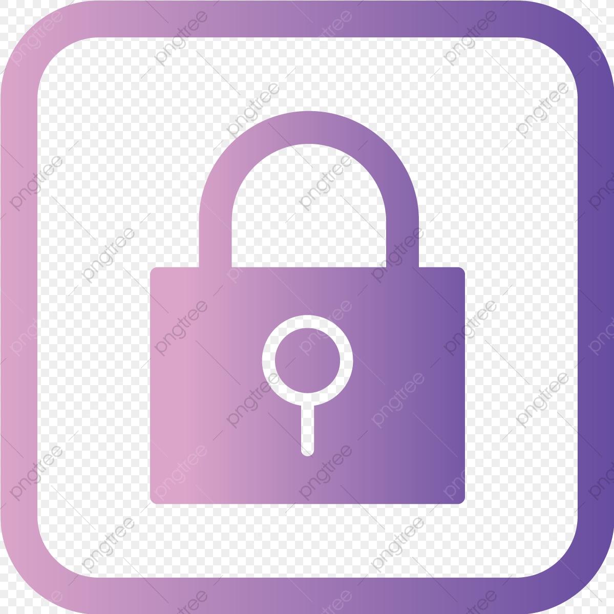 Vector Lock Icon, Lock Icon, Pad Lock Icon, Password Icon.