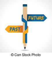 Past and future Clipart and Stock Illustrations. 9,114 Past.
