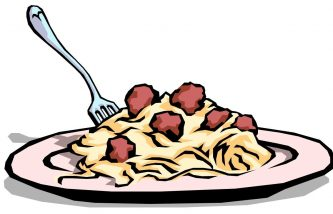 Collection of Spaghetti clipart.