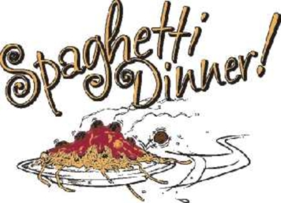 Spaghetti Dinner Clip Art.