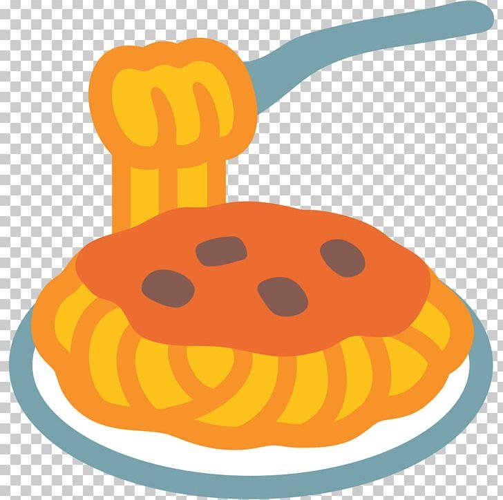 Italian Cuisine Pasta Emoji Spaghetti Android PNG, Clipart.