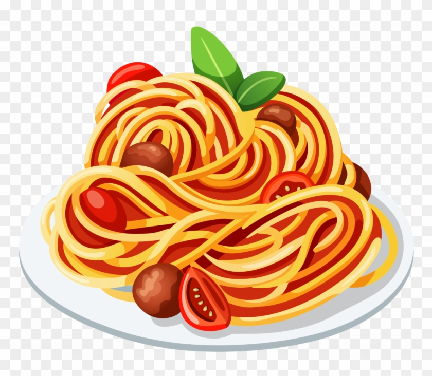 Spaghetti Clipart Linguine.