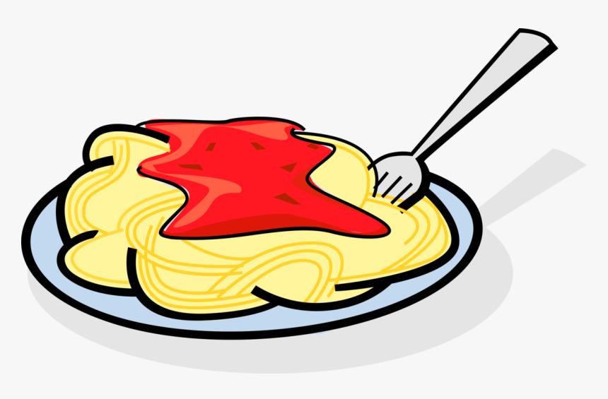 Pasta Clipart Spaghetti Fork.