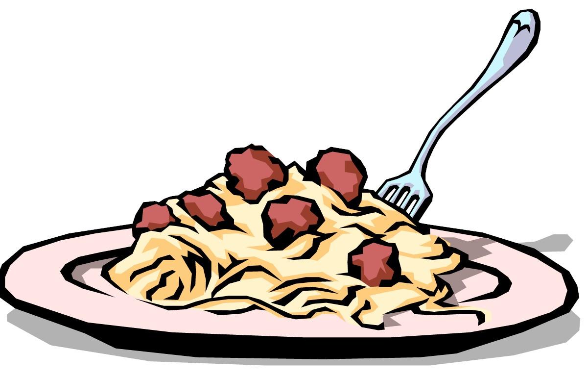 Clip Art Spaghetti Pasta Clipart.
