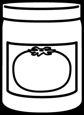 Pasta Sauce Clipart.