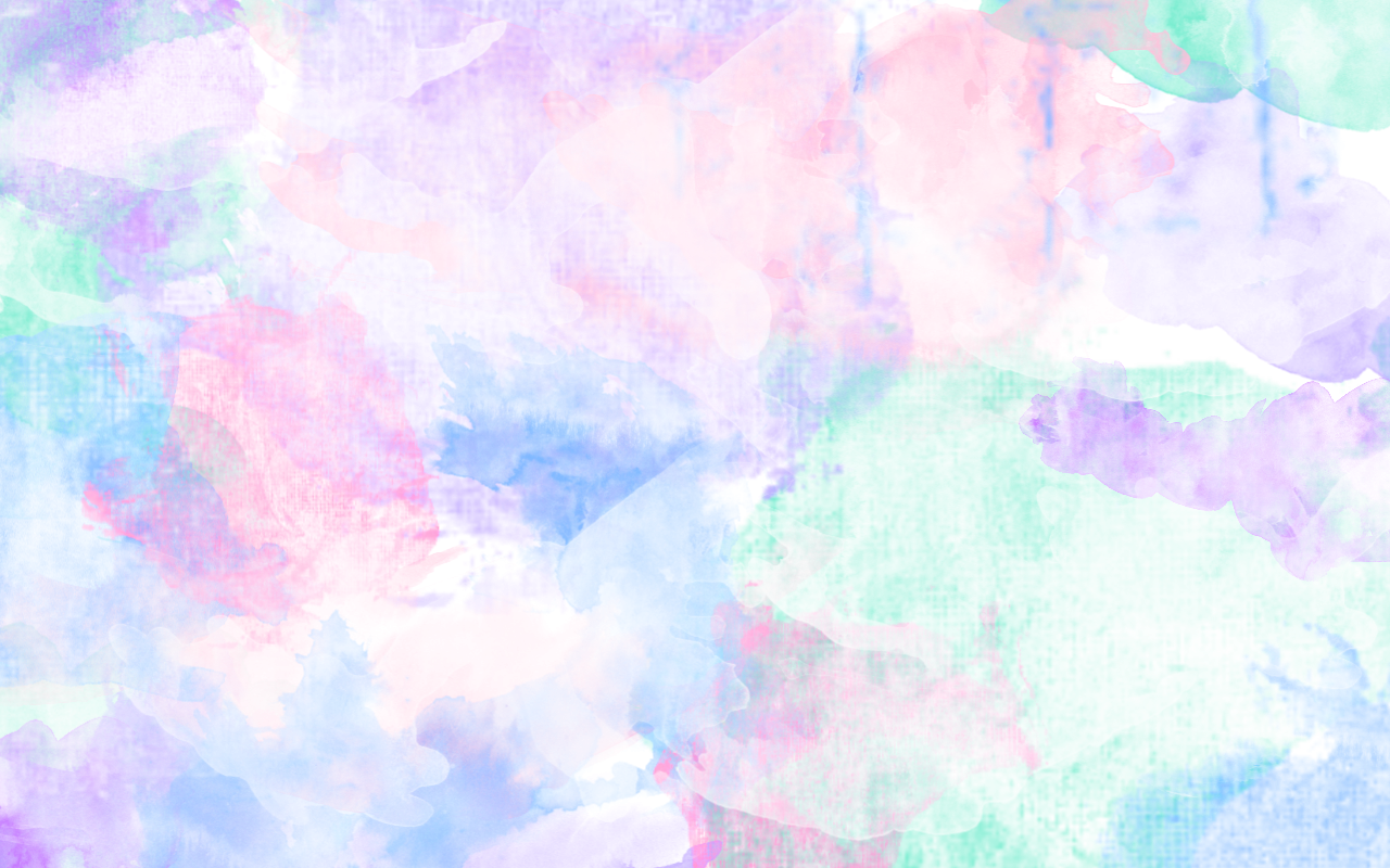 Pastel Rainbow Wallpaper.