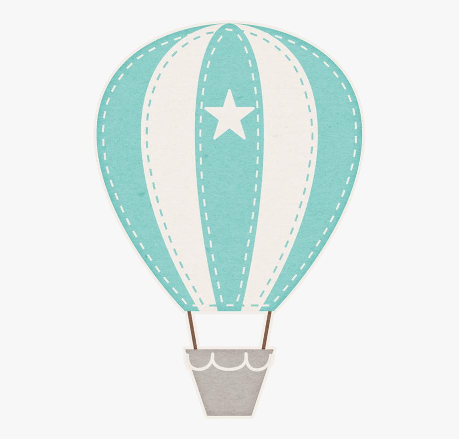 Air Balloon Baby Shower.