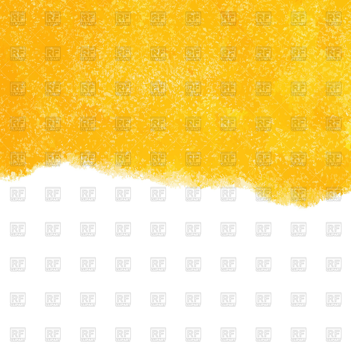 Yellow chalk pastel background Vector Image #44585.