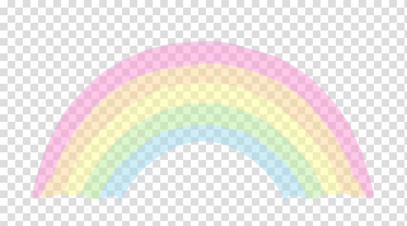 Rainbow , Purple Violet Rainbow Desktop , pastel color.