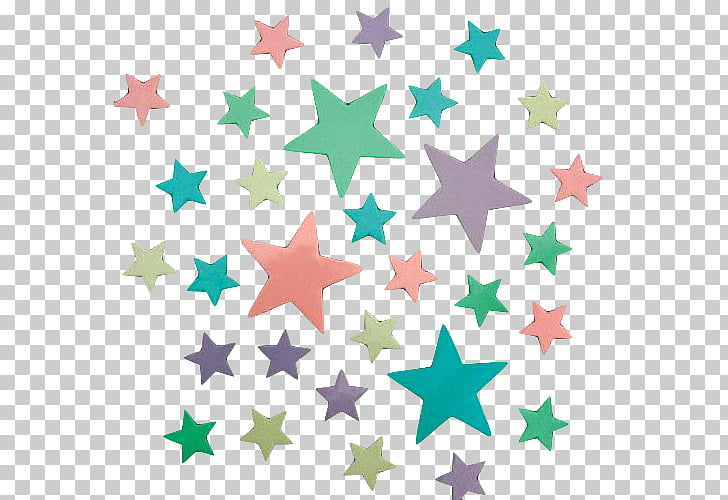 Pastel Color Cuteness Desktop , stars background PNG clipart.