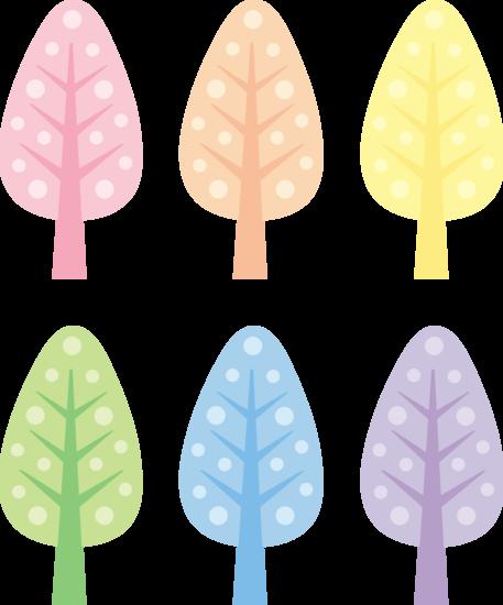 Clip Art Pastel Colors Clipart.