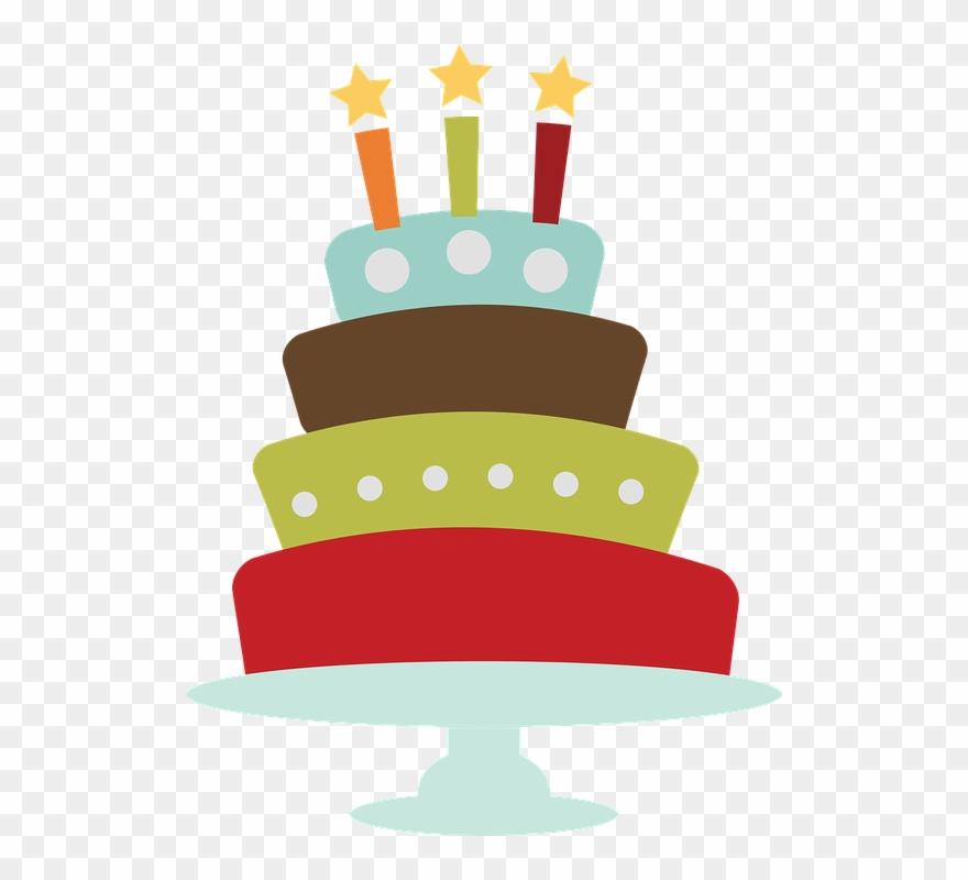 Image Result For Birthday Cake Clip Art.