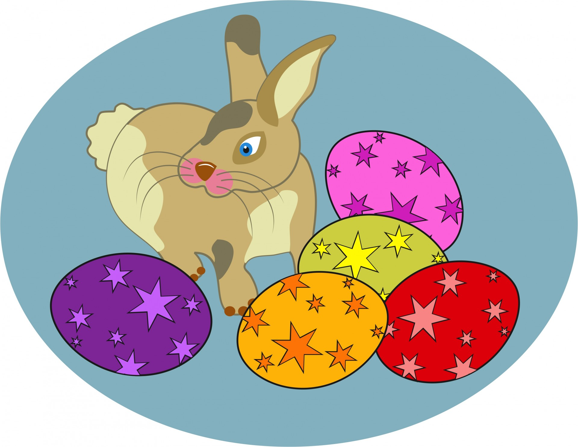 Easter Bunny Clipart Free Download.