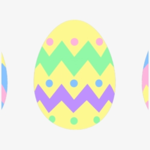 PNG Pastel Easter Eggs Cliparts & Cartoons Free Download.