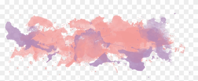 Color Splash Pastel Png.