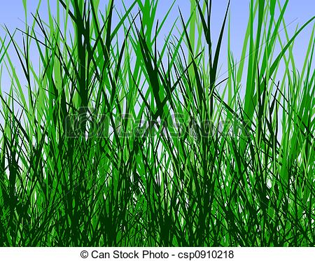 Jungle grass clipart.