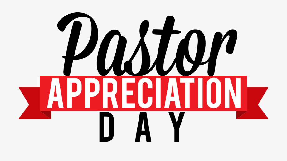 Pastors Appreciation Day Png Clipart.