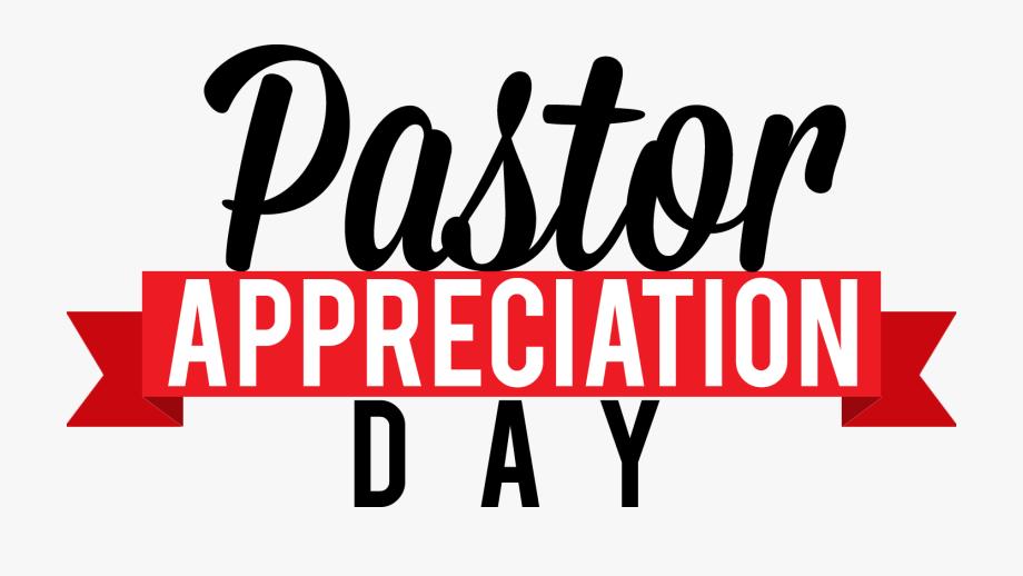 Pastors Appreciation Day Png Clipart.