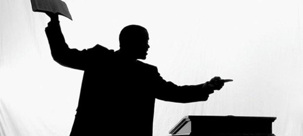 pastor preaching silhouette clipart clipground Free Church Bulletin Clip Art Church Service Clip Art