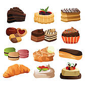 Free Pastry Cliparts, Download Free Clip Art, Free Clip Art.