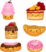 Pastry clipart 8 » Clipart Station.
