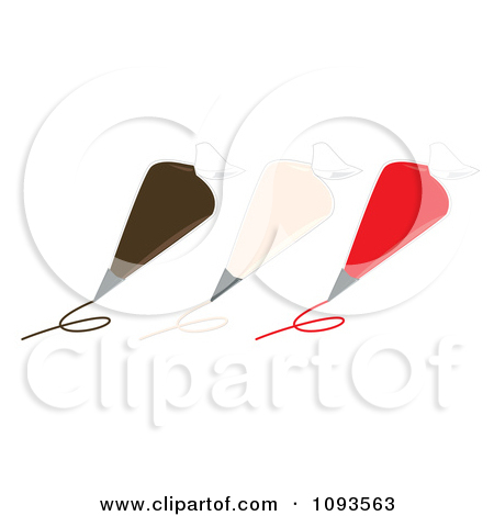 Pastry bag clipart - Clipground