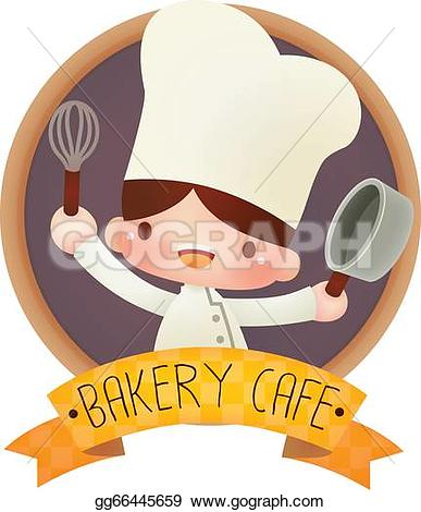 Pastry chef clipart - ...