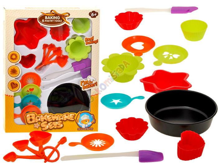 Set pastry mold Muffinek form ZA0920.