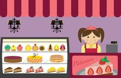 Pastry Stock Illustrations.
