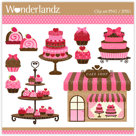 Pastry shop clipart 20 free Cliparts | Download images on ... (570 x 570 Pixel)