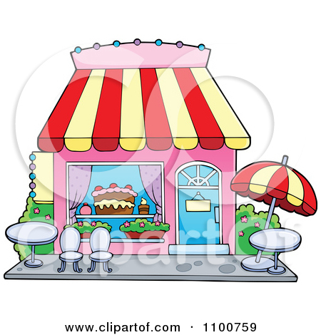 Bakery Shop Clipart.