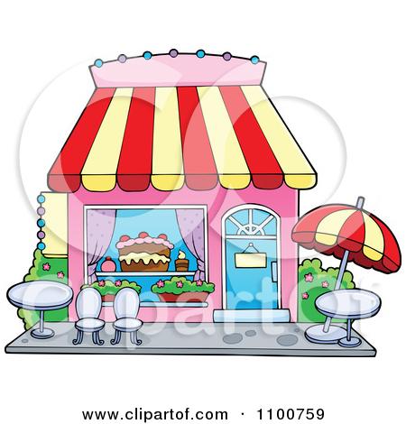 Bakery Shop Clipart.