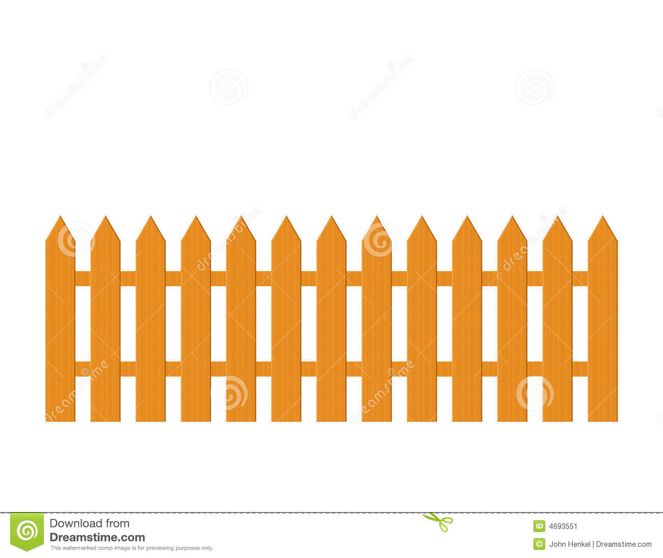 Fence Clip Art Free.