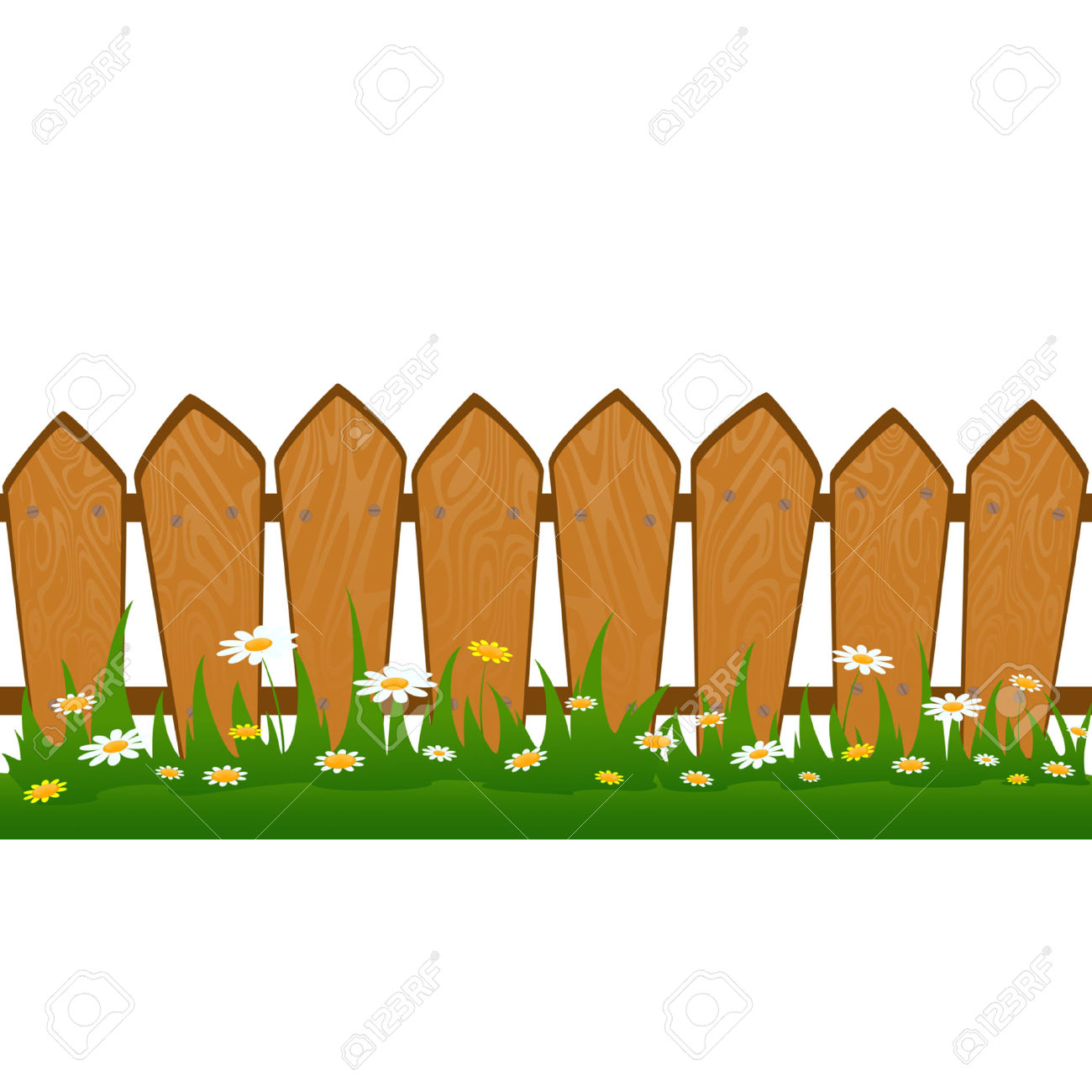 Pasture fence clipart clipground