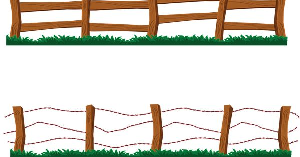 Showing post & media for Cartoon pasture fence.
