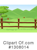 Clipart of Pastures #1.