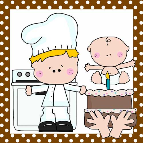 Pat a cake clipart 5 » Clipart Station.