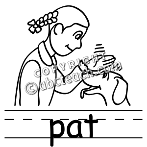 Clip Art Pat On The Back Clipart.