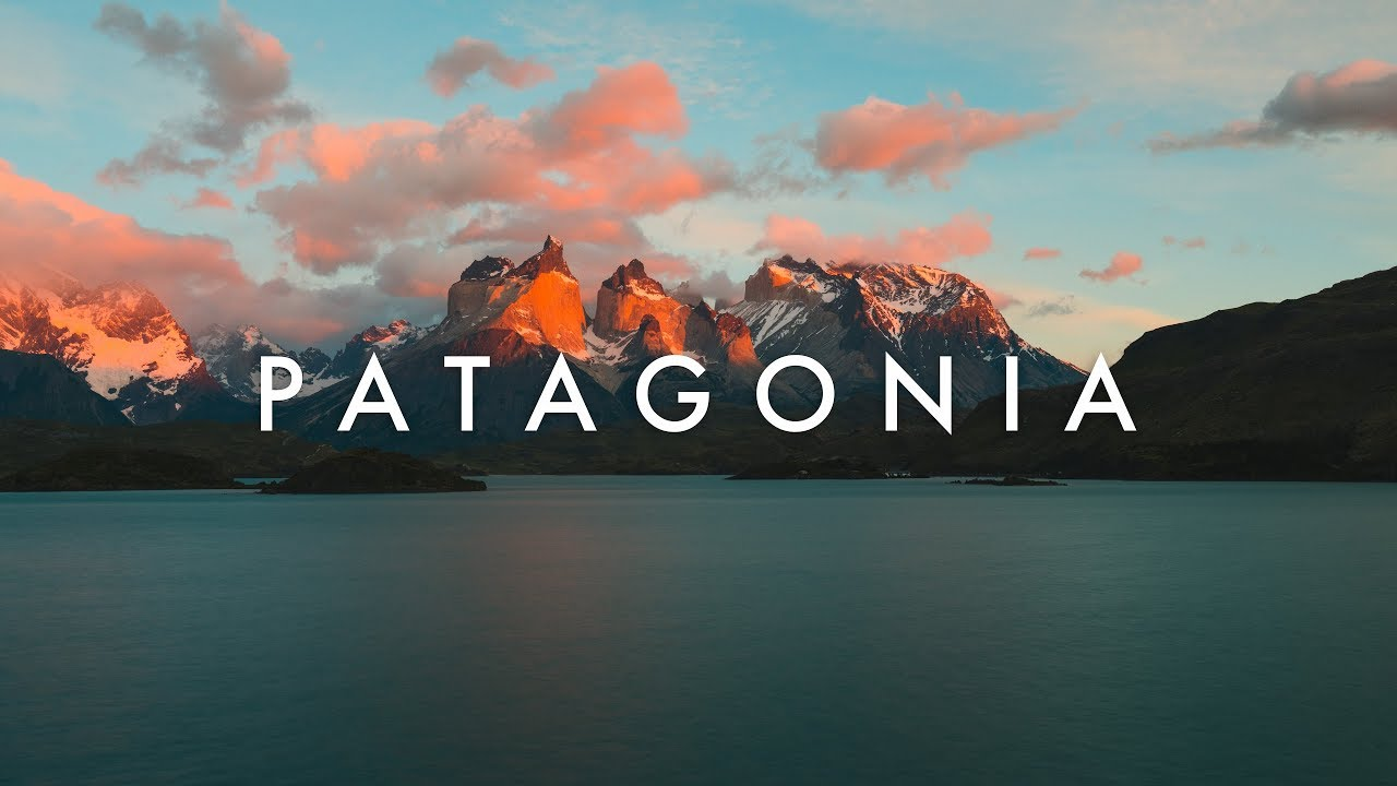 THE PERFECT MOUNTAINS in Patagonia.