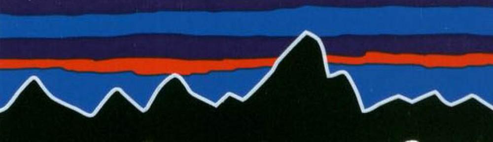 Download Blank Wallpaper Patagonia Logo.