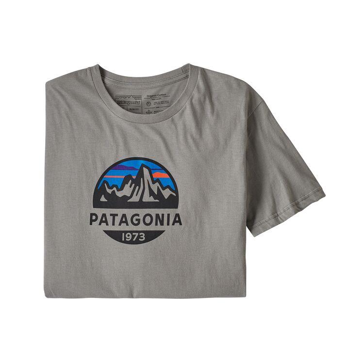 Patagonia Men\'s Fitz Roy Scope Organic Cotton T.