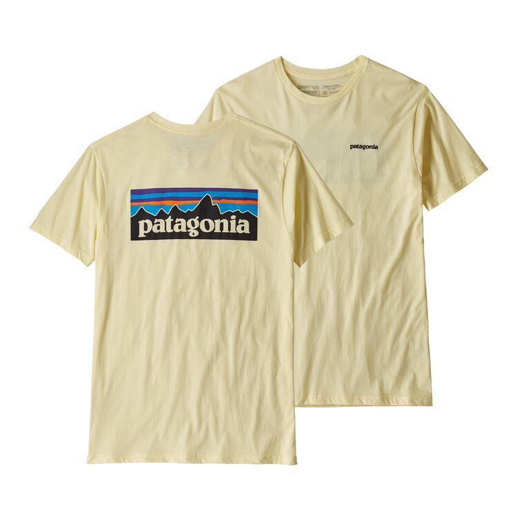 patagonia logo shirt #7
